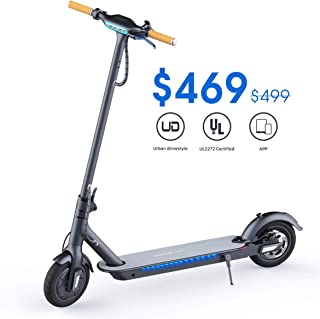 TOMOLOO Electric Scooter for Adults, 8.5