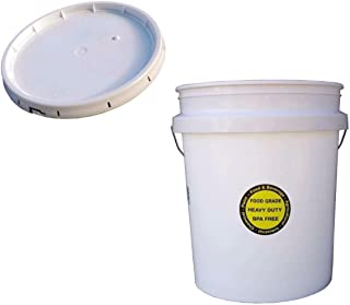 Best bucket and lid Reviews