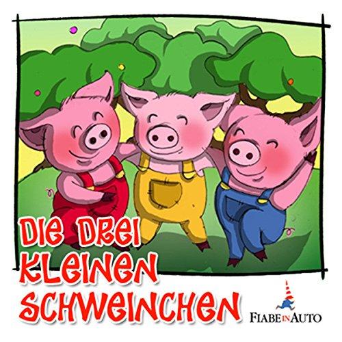 Die drei kleinen Schweinchen copertina