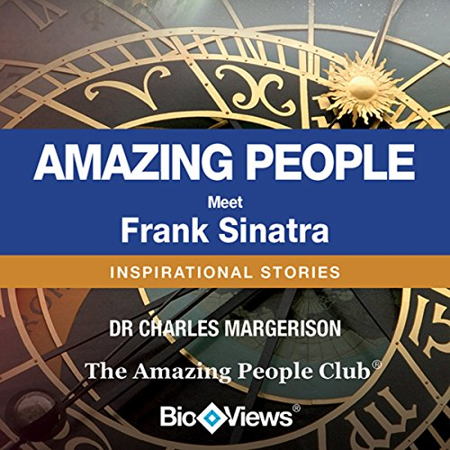 Meet Frank Sinatra audiobook cover art