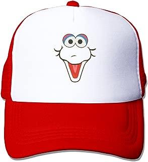 Toddler Sesame Street Cute Big Bird Cool Snapbacks Cool Hat