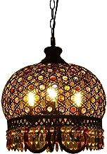 Retro European Kroonluchter Restaurant Luxe Crystal Woonkamer Kroonluchter Slaapkamer Lamp Huishoudlampen