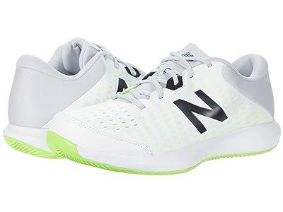 New Balance 696v4 (White/Grey) Men