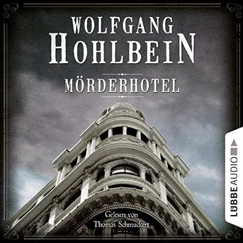 Mörderhotel cover art