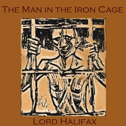『The Man in the Iron Cage』のカバーアート