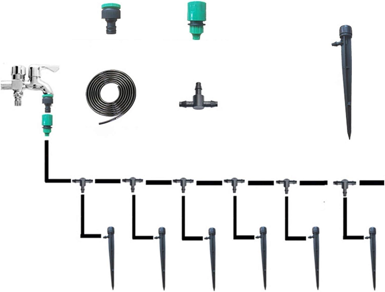 FREEDOH Irrigation System 15m Garden Drip Micro Soldering Seasonal Wrap Introduction Tube