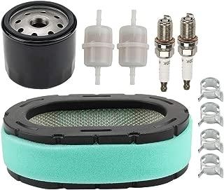 Mckin 32 083 09-S Air Filter + 12 050 01-S Oil Filter for Kohler 32 083 09 32 883 09-S1 KT610 KT620 KT715 KT725 KT730 KT735 KT740 KT745 19HP-26HP Engine