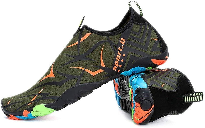BETIY Mens Womens Water Sport shoes Quick Dry Aqua Socks Barefoot Outdoor Beach Swim Surf Pool Yoga shoes