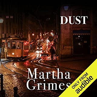 Dust     Richard Jury, Book 21              Auteur(s):                                                                                                                                 Martha Grimes                               Narrateur(s):                                                                                                                                 Steve West                      Durée: 10 h et 44 min     Pas de évaluations     Au global 0,0