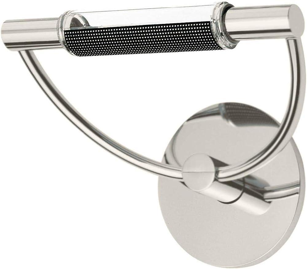 Cini & nils,lampada applique da parete,nichel/retinato/metallo ACCNGRA.00586