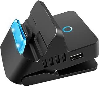 Switch ドック TurnRaise 任天堂 充電スタンド Nintendo SwitchスタンドHDMI変換 TVモード テーブルモード TV出力 切り替え放熱対策 小型 アダプター 四段階調整 アダプター ドック替換