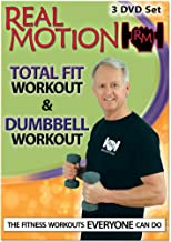 Real Motion Workout – Strength and Mobility Dumbbell Workouts for Women, Men, Golfers