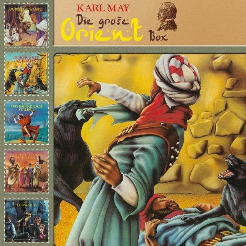 Die große Orient Box Titelbild