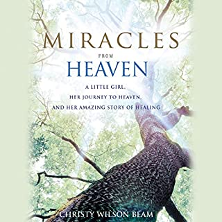 Miracles from Heaven cover art
