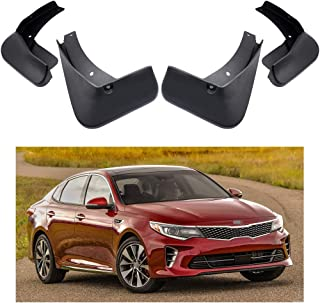 MOERTIFEI Car Mudguard Fender Mud Flaps Splash Guards fit for Kia Optima 2016 2017 2018 2019