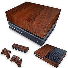 Capa Anti Poeira e Skin para Xbox One Fat - Madeira