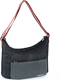 マザーズバッグ,多機能、防水、ワンショルダー、クロスボディ、おむつ袋、ベビーカーバッグ、旅行バックパック、防水、ファッション、ポータブル、ボトルバッグ