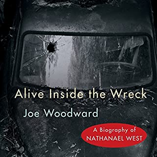 Alive Inside the Wreck audiobook cover art
