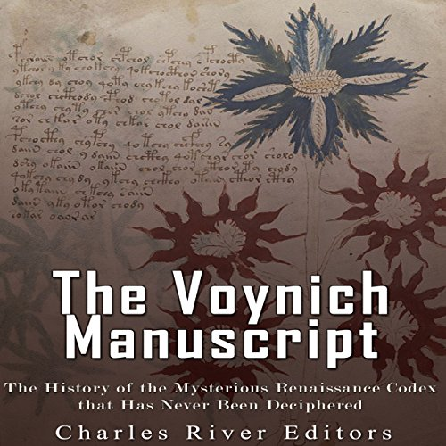 The Voynich Manuscript cover art