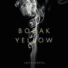Bodak Yellow - Instrumental