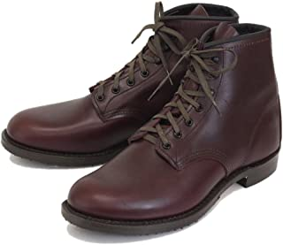 [レッドウィング] REDWING 9062 Beckman Boot FLAT BOX ブラックチェリーフェザーストーン
