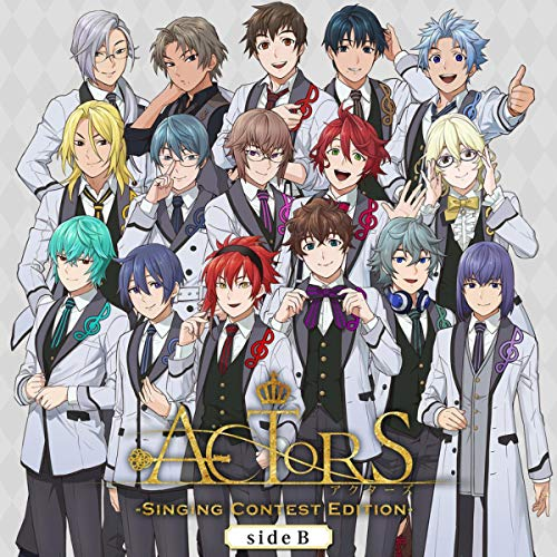 [album]ACTORS-Singing Contest Edition-sideB – Various Artists[FLAC + MP3]