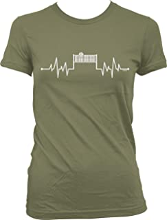 Volleyball Heartbeat Juniors T-Shirt