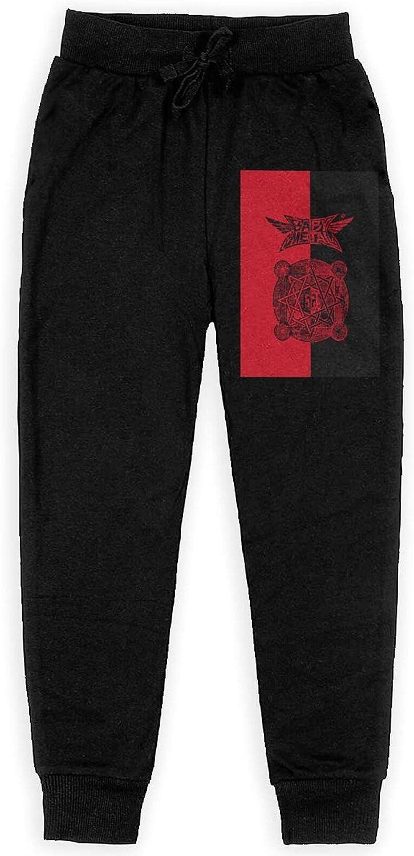 Baishuunnshan Babymetal Sweatpants Teens Sport Trousers Athletic Fashion Pants for Boys Girls