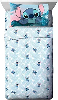 stitch twin bedding