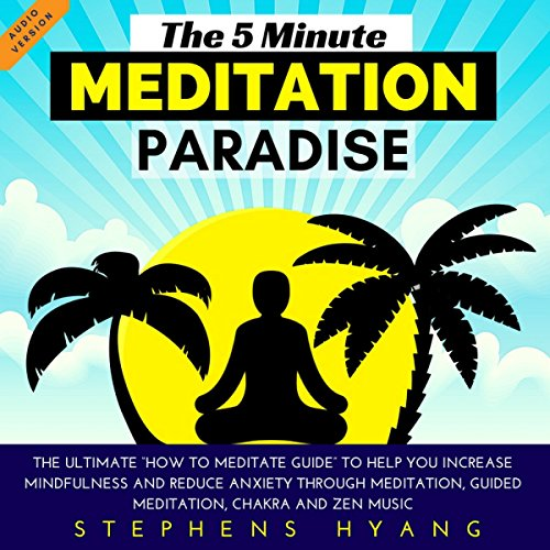 The 5 Minute Meditation Paradise cover art
