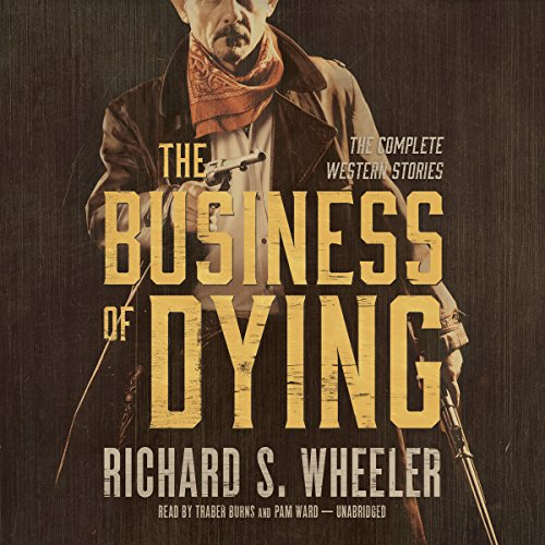 Couverture de The Business of Dying