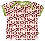 loud + proud 274 Camiseta, Rot (Sunrise su), 4 años para Bebés