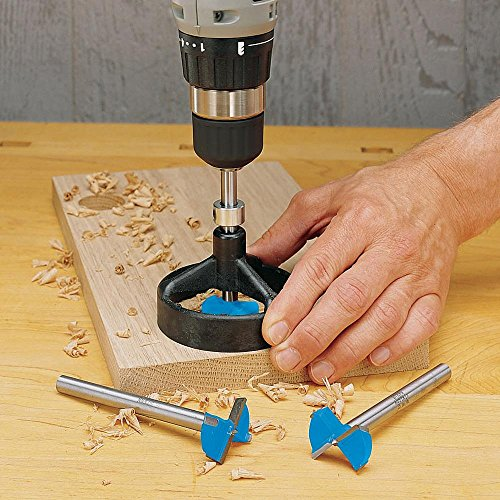 Rockler JIG IT Drill Guide