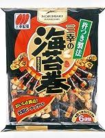 三幸製菓 三幸の海苔巻 90g×12袋