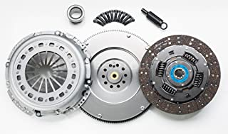 South Bend Clutch 1944-6OK Solid Flywheel Conversion Clutch Kit w/ Flywheel Ford All