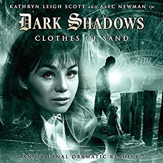 Dark Shadows - Clothes of Sand audiobook cover art