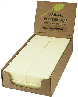 Honeysuckle Natural Soap (12 bars)
