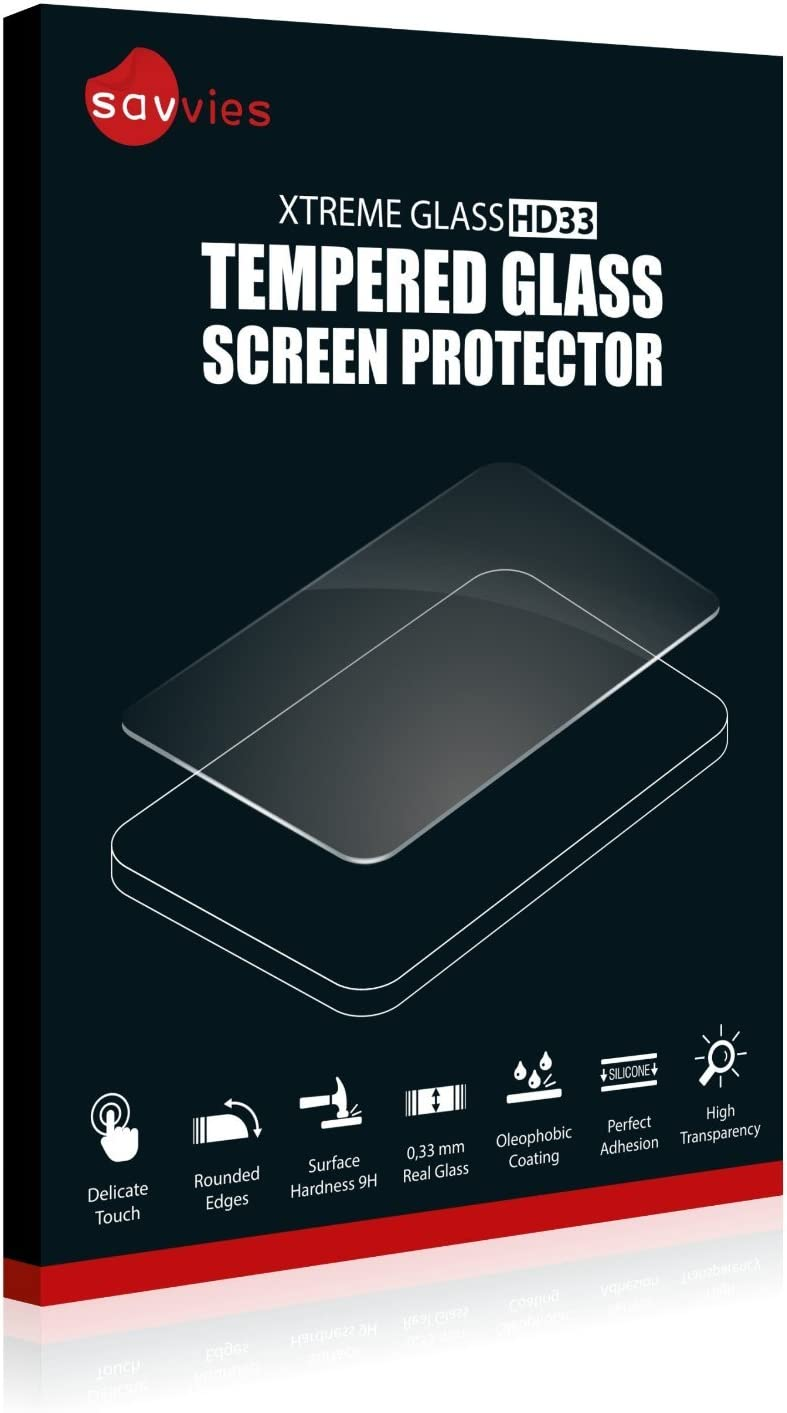 Savvies Xtreme Tempered Glass Screen Protector Branded goods for Alpha Sony Cheap 50