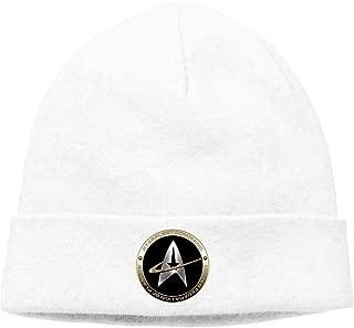 Walter Margaret Hittings Neva Star Trek 50 Unisex Winter Knitting Wool Warm Hat Daily Slouchy Hats Beanie Skull Cap