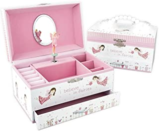 Floss & Rock FR19P9306 Fairy Blossom Jewellery Box
