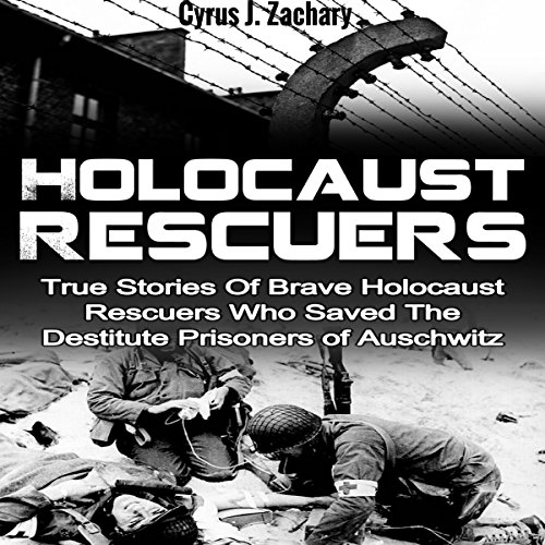 Holocaust Rescuers  By  cover art