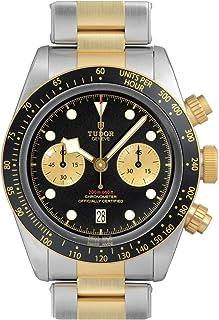 [チューダー] TUDOR 腕時計 79363N ブラックベイ クロノ S&G SS/YG ブラック/ゴールドツーカウンター 新品 [並行輸入品]