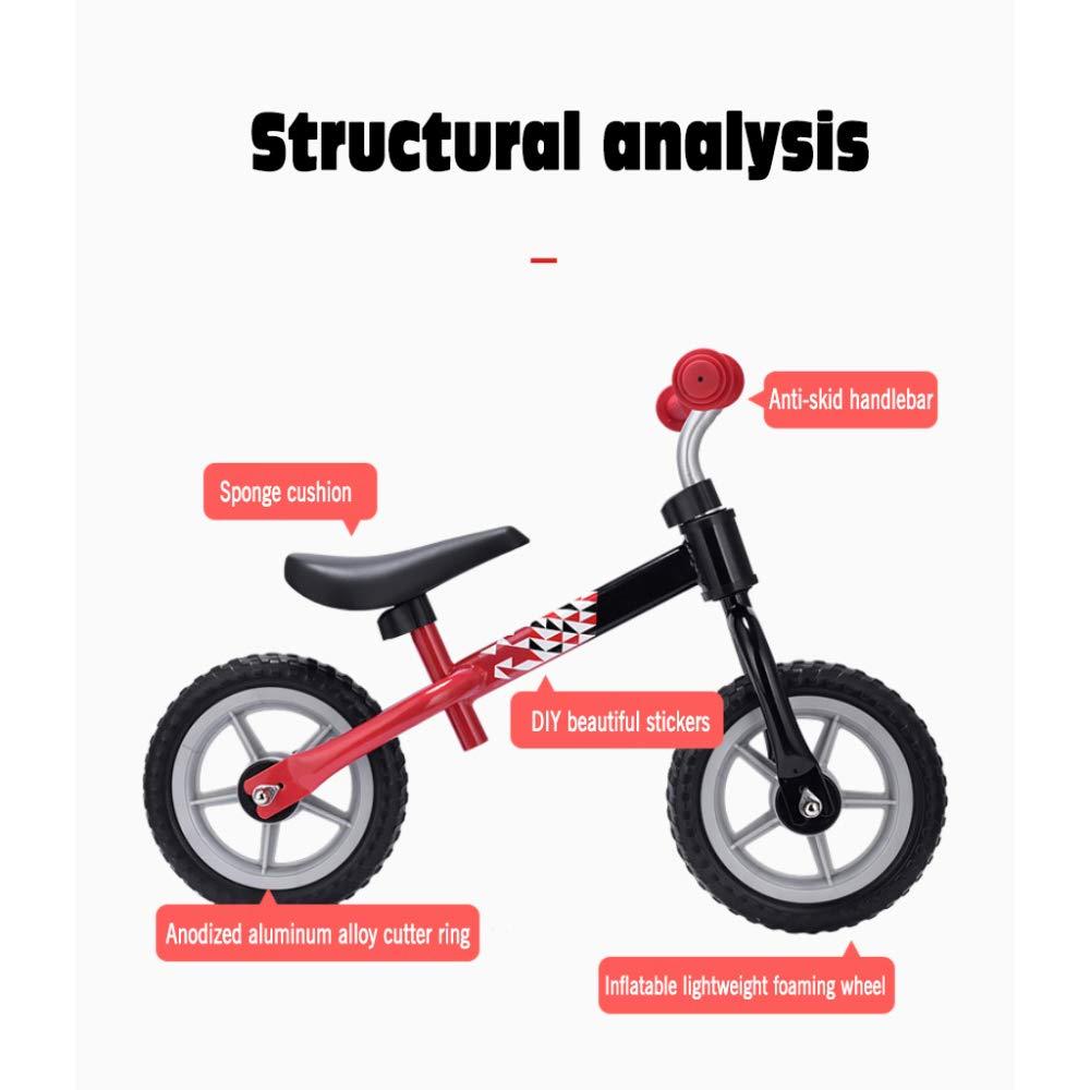 Rluii Childrens Bike Stand//Bike Floor Rack Parking Rack Storage Stands//Bicycle Storage and Standing//Balance Bike Accessories