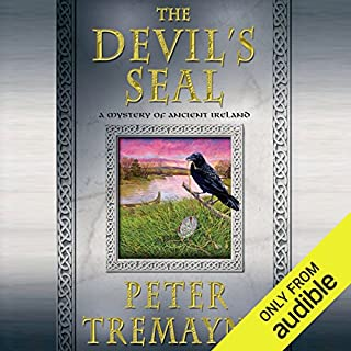 The Devil's Seal audiobook cover art