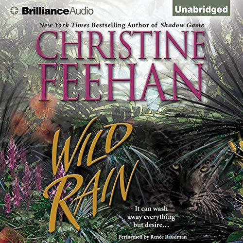 Wild Rain Audiobook By Christine Feehan cover art