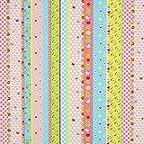 Fabulous Fabrics Halbpanama farbmix, Kindermotiv, 140cm