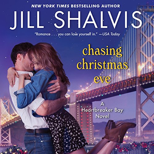 Chasing Christmas Eve audiobook cover art
