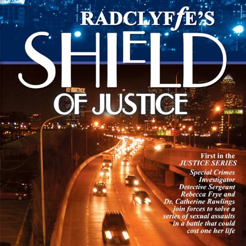 Shield of Justice audiobook cover art
