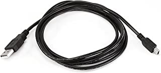 Monoprice 6-Feet USB A to mini-B 5pin 28/28AWG Cable (100107)