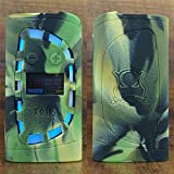 ModShield for Sigelei KAOS Spectrum 230W TC Silicone Case ByJojo Sleeve Wrap Skin Cover (Camo)